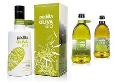 Diseño de packaging para Aceites Padilla | ICstudio - Isabel Cabello Studio…