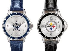 Football fans, rep your fave team with an AVON NFL WATCH!  For men & women. Shop now: http://onlinebeautyboss.com/2016/12/08/avon-nfl-watches-for-football-fans/?utm_content=bufferf0704&utm_medium=social&utm_source=pinterest.com&utm_campaign=buffer #nfl #watches #jewelry