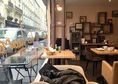 Paris Marais food breakfast
