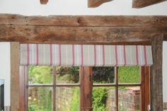 Striped Kitchen Roman Blind - William Yeoward