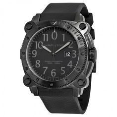 Hamilton Khaki Belowzero Men's Watch - From The Martian