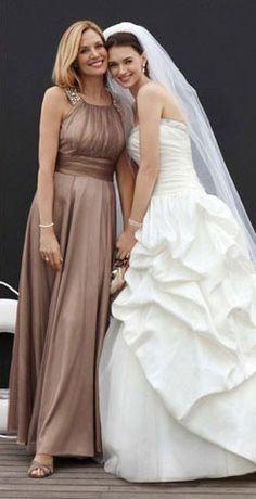 Como escolher o vestido mãe da noiva