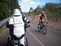 Tour Down Under Stormtrooper