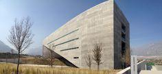 Centro Roberto Garza Sada de Arte, Arquitectura y Diseño  Architect: Tadao Ando Location: San Pedro Garza Garcia, Nuevo Leon, Mexico