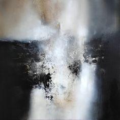 """Eelco Maan; Acrylic 2014 Painting """"Archangel"""""""