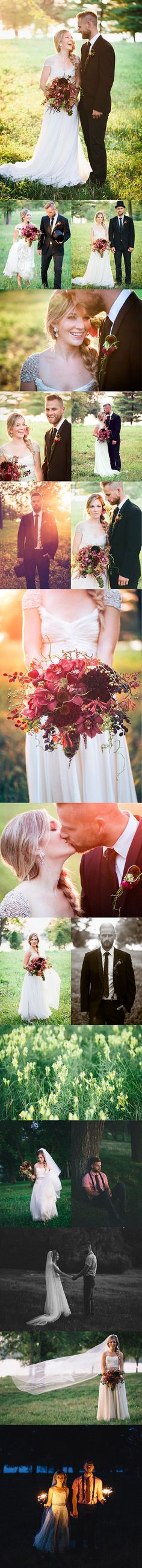 Joel Bedford Photography - Mat and Shannon    Flowers by http://pinterest.com/mvpetals/