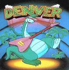 Denver the Dinosaur