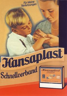 Hansaplast - Beiersdorf
