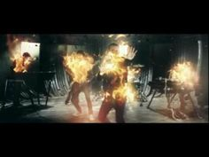 "'Burn It Down' - Linkin Park... The video is nothing special, but ""Living Things"" is looking pretty good <3"
