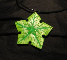The Treestar  Littlefoots Lucky Charm  handcrafted by MiraCrafts