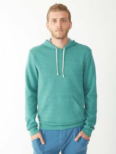 The ultimate hoodie. Soft & sustainable.