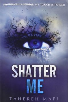 "The Next Hunger Games: 6 Dystopian YA Novels To Read  #refinery29  http://www.refinery29.com/best-ya-books#slide2  Shatter Me by Tahereh Mafi   ""Bad things happen when people touch Juliette. It's why she's locked up, why she needs to be alone, and why the Reestablishment can't wait to recruit her. But, Juliette isn't a soldier, and she certainly isn't a weapon. She's just a girl, staring at a boy she thought she'd lost forever. This fast-paced dystopian novel is set apart by its intimate…"