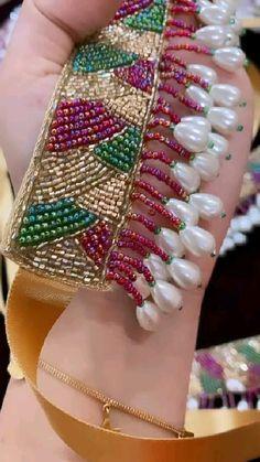 Fancy Jewellery, Bead Jewellery, Stylish Jewelry, Wire Jewelry, Jewelry Crafts, Antique Jewelry, Beaded Jewelry, Handmade Jewelry, Fashion Jewelry