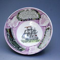 Sunderland lustre pottery
