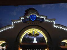 Parque Warner - Navidad