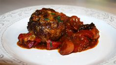 Mountain Meatballs – Fleischbällchen in Chilisauce