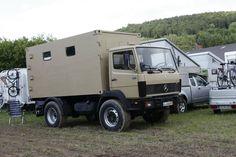 mercedez benz 914 #camper #off-road