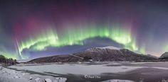 Northern Lights. Fancy a calendar? Look here: http://www.redbubble.com/people/roamer/calendars/12981095-calendar-2015-northern-lights?c=333944-calendars