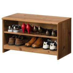GREVBÄCK Bench with shoe storage IKEA  Bench with shoe storage  $69  Assembled size  Width: 79 cm  Depth: 38 cm  Height: 46 cm