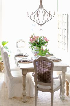 spring dining room s