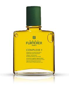 Complexe 5 Concentré végétal régénérateur Fortifiant cheveux Complexe 5 | René Furterer