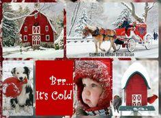 '' Brrr... It's Cold '' by Reyhan Seran Dursun