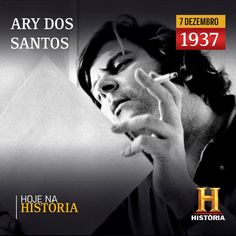 Eu esperava por ti, tu não vinhas, tardavas e eu entardecia'. José Carlos Pereira Ary dos Santos se fosse vivo faria hoje 79 anos. Autor de mais de 600 poemas para canções, ficou na História por ter escrito os poemas de 4 canções vencedoras do Festival RTP da Canção: Desfolhada Portuguesa (1969), Menina do Alto da Serra (1971), Tourada (1973) e Portugal no Coração (1977). 'O céu no olhar, dum puto'.