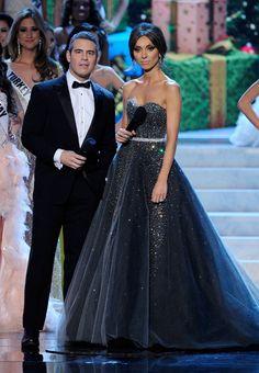 Ines de Santo - Miss Universe Pageant  2012