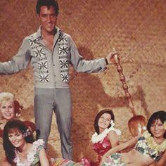 Elvis Presley Hair, Life