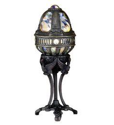 Meyda Tiffany 22088 Castle Swan Accent Lamp