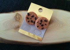 "Earrings ""Cookie"" http://melylefay.wix.com/avaloncreations"