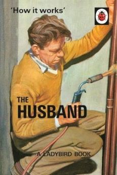 How it Works: The Husband (Ladybird Books for Grown-ups 16)