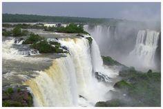 Cascate di Iguaçu, Brasile - Iguaçu Falls, Brazil