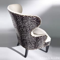 I've always liked ethan allen. and this is hot.