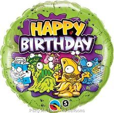 SET OF 2 TRASH PACK BALLOONS birthday PARTY supplies TRASHPACK free shipping