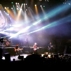 2 years ago I went to The Offspring concert at the fair. #TheOffspring #MetraPark #montanafair