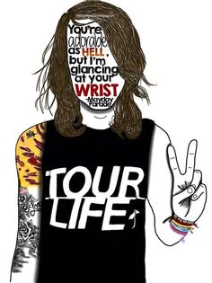 I thought this looked pretty cool - Derek Sanders