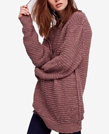 85f9d1b78e Free People Cocoon Cowl Neck Sweater Women - Sweaters - Macy s. Baggy  SweatersSweaters For WomenCotton ...
