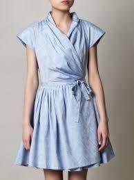 Risultati immagini per wrap dress