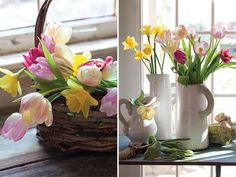 Garden Lessons: Potted Bulbs