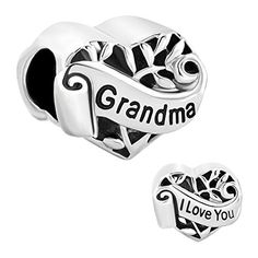 Grandma Heart I Love You Filigree Charms Jewelry New Sale Cheap Beads Fit Pandora Charm Bracelet Gifts Fit Pandora Charms http://www.amazon.com/dp/B00TZLJIZS/ref=cm_sw_r_pi_dp_kX17vb064ZPAJ