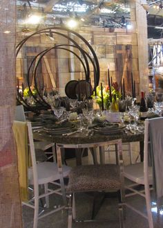 Thom Filicia for Artistic Tile #diningbydesign #ADShow