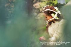 Amazing Hair, Braided crown, Deer, Fantasy photography, Forest Photos, Beautiful light, Braided Hair Styled by: Wish Photography Hair by: Hair Design by Ericka Dowsett Make up: Boho Beauty Studio Photography: Brianna Siddoway Photography
