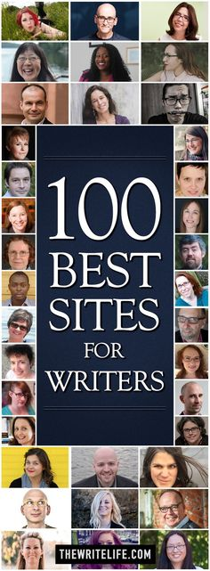 100 Best Writing Websites: 2017 Edition An epic list of the best websites and resources for writers Writing Websites, Book Writing Tips, Writing Process, Writing Resources, Blog Writing, Writing Skills, Creative Writing, Writing Therapy, Report Writing