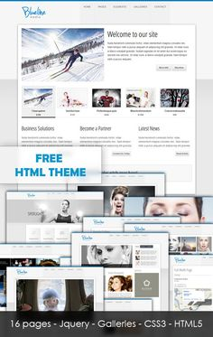 Welcome to day 4 of freebie week on Designrfix. Today's freebie is a beautifully designed Template crafted exclusively for Designrfix by Dieter Free Html Website Templates, Psd Templates, Web Design Inspiration, Wordpress, Cleaning