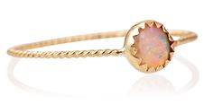 Lumo, Gold Opal Ring, $167, view at One Kings Lane.