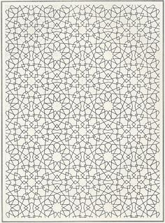 Pattern of Islamic Art