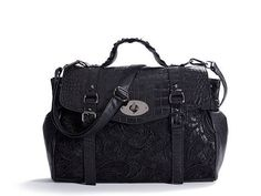 SM Lace Convertible Satchel