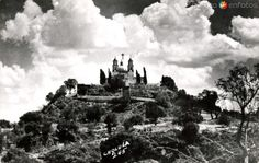 Fotos de Cholula, Puebla, México: Pirámide de Cholula