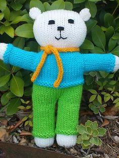 Ravelry: pmack17's Mother Bear #50 Fiddy